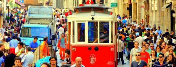 Istanbul's Top 10 Check-in Locations