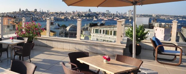 Top 3 Boutique Hotels in Istanbul