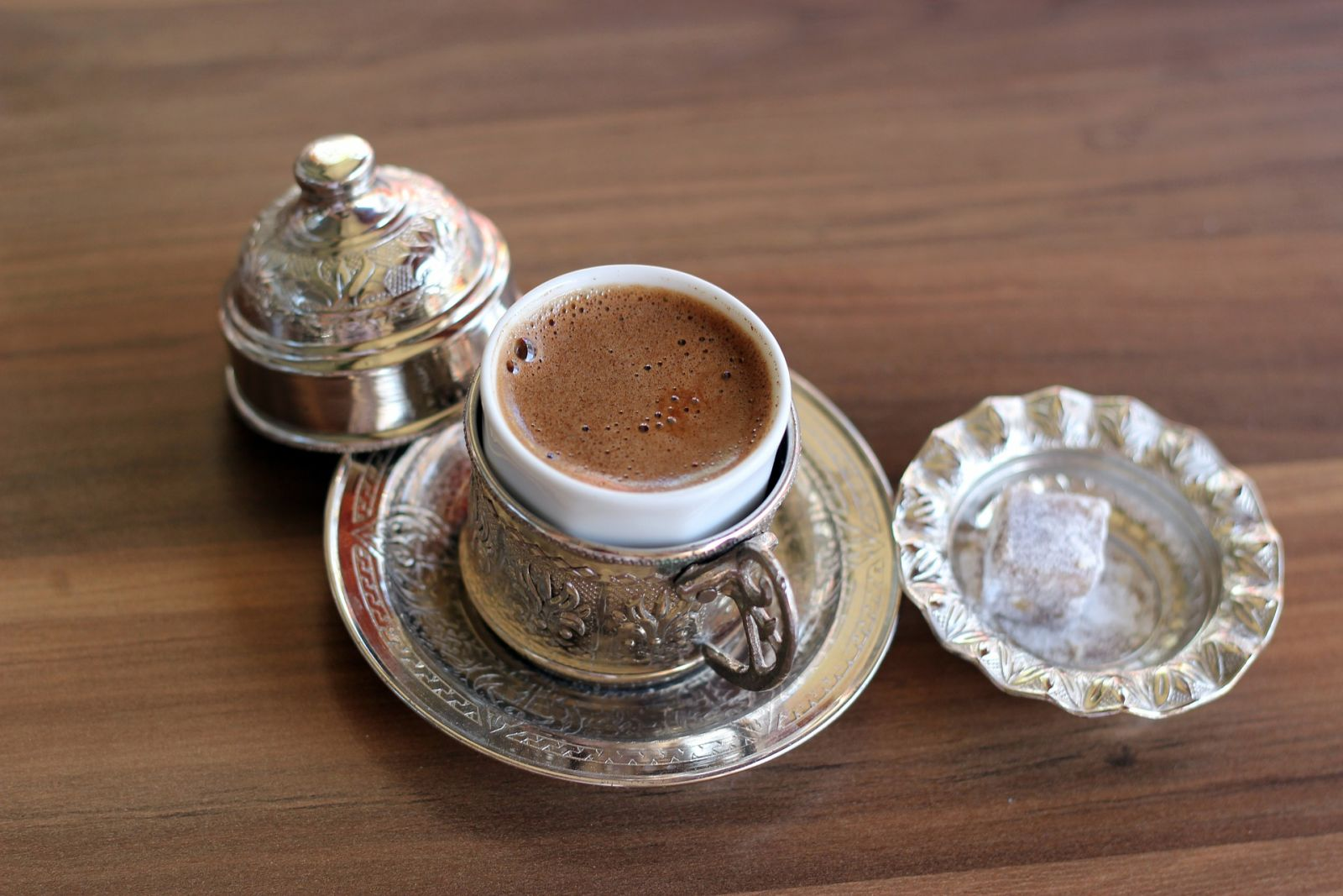 Turkish - coffee
