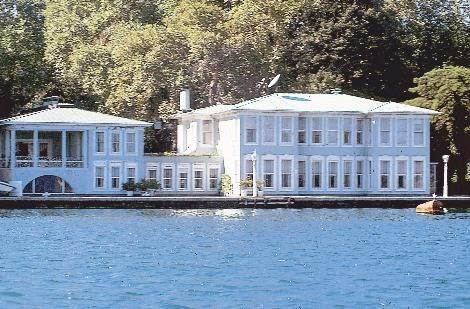 The 10 Most Expensive Historical Luxury Mansions in Istanbul