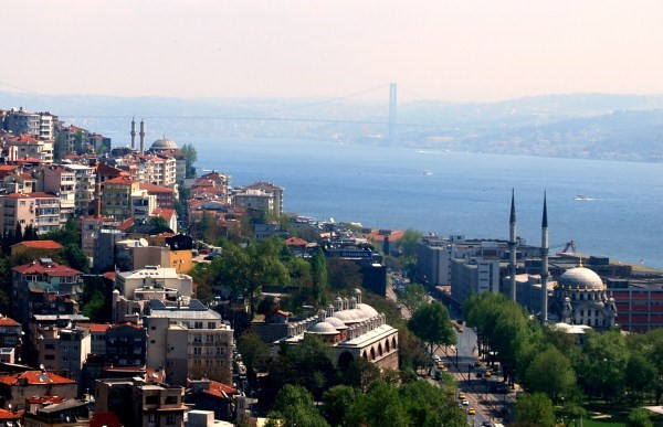 Architectural Delights With Property in Istanbul