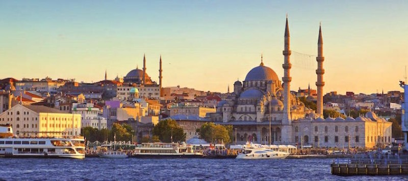 Istanbul summer, Luxury apartments, Keeping Cool