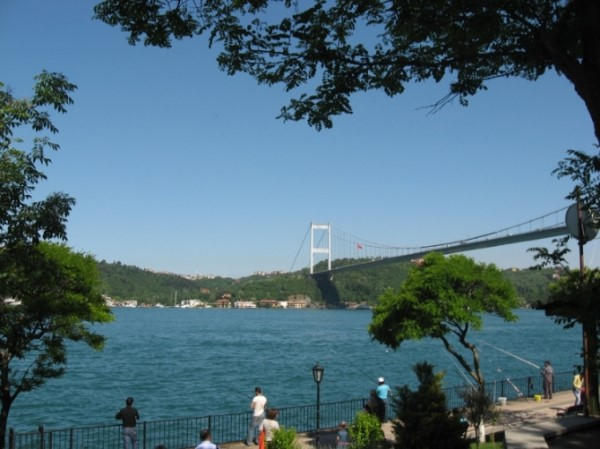How Istanbul's Bosphorus Districts Got Their Names?