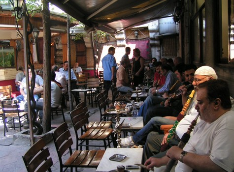 The Best Narghile (Shisha) Bars in Istanbul