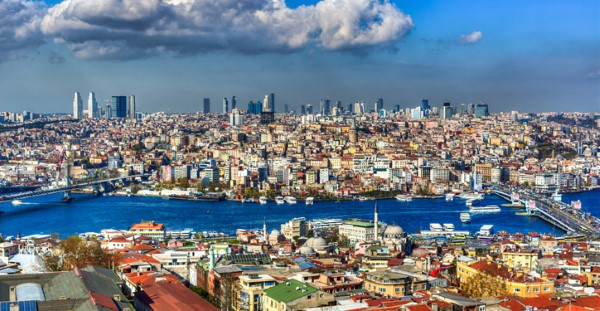 Buying an Apartment for Sale in Istanbul Turkey is as much a Social Experience as it is Business