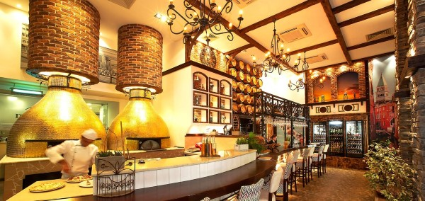 Best International Restaurants in Istanbul
