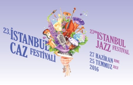 The 23rd Istanbul Jazz Festival July 2016 – Enjoy the Sounds of Istanbul
