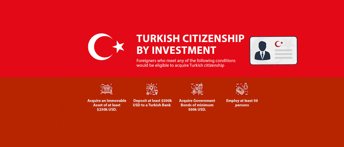 Over 5,000 foreign investors granted Turkish citizenship