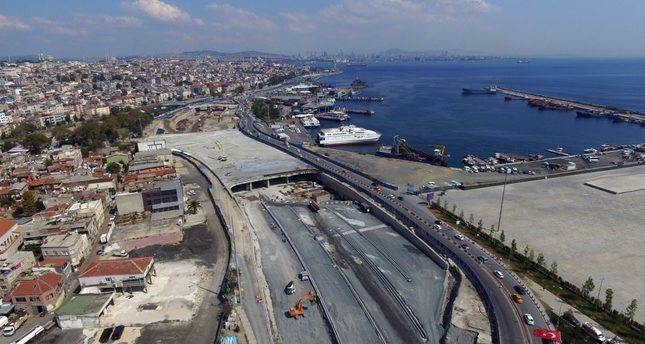 Highway tunnel under Bosphorus pushes Istanbul real estate prices up