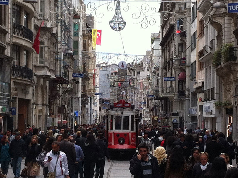 New Shopping Street Projects Are Opening New Doors to Invest in Istanbul