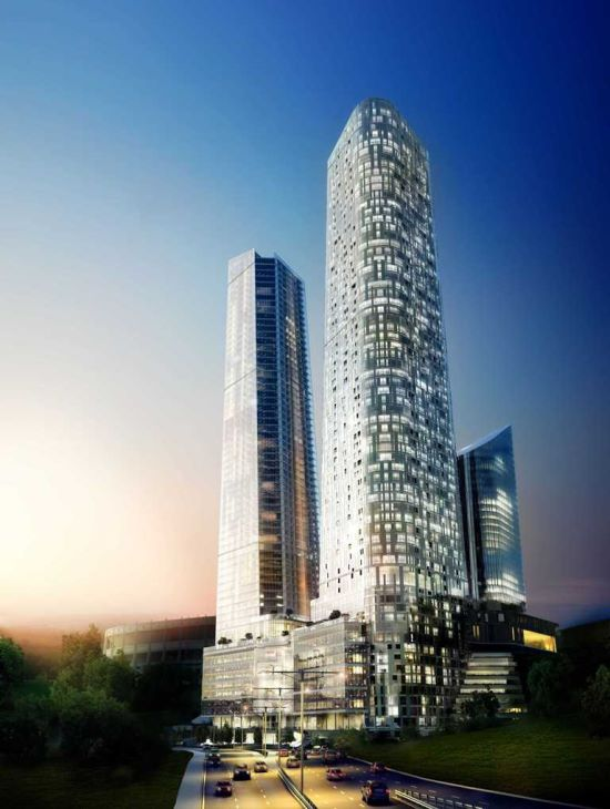 Exclusive Properties in the New Landmark of Istanbul Turkey