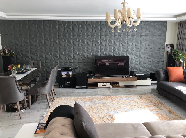 Brand New Fully Furnished Duplex 3+1 Apartment For Sale in Istanbul City Center