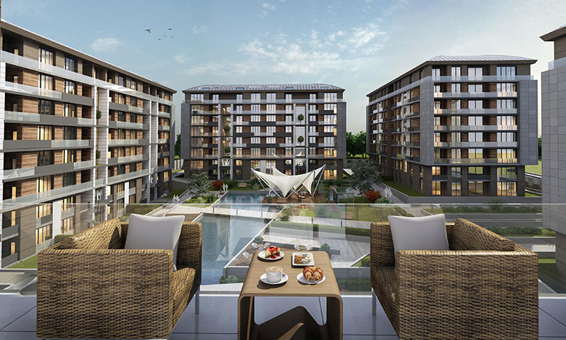 Flux Residence - Property for Sale in Turkey