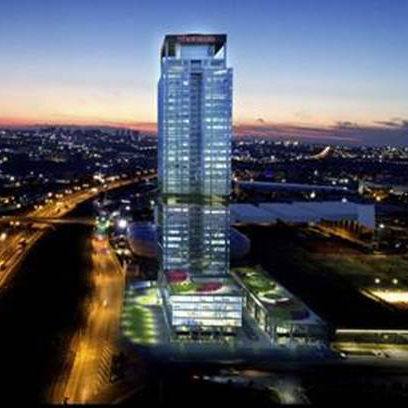 Luxury Hotel Apartments for sale in Bahcesehir Istanbul