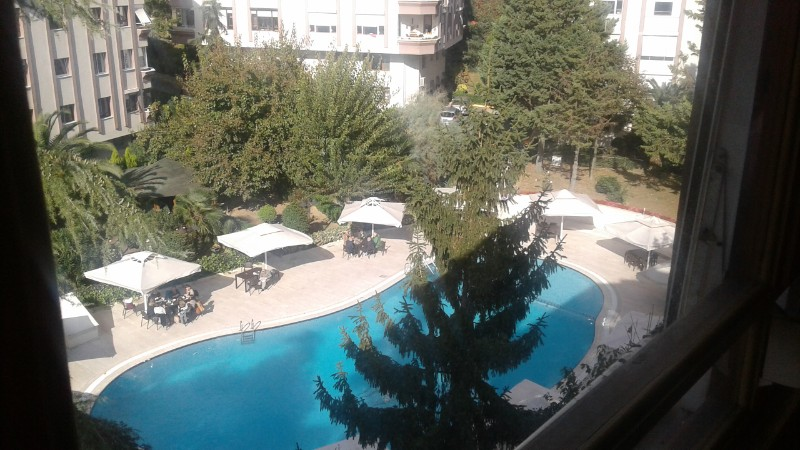Family Apartment For Sale in Istanbul in a Gated Compound