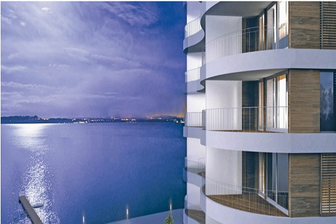 Lake & Sea View Waterfront Properties For Sale in Istanbul