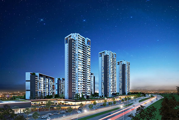 Ready to move in Panoramic Lake View Apartments in Istanbul