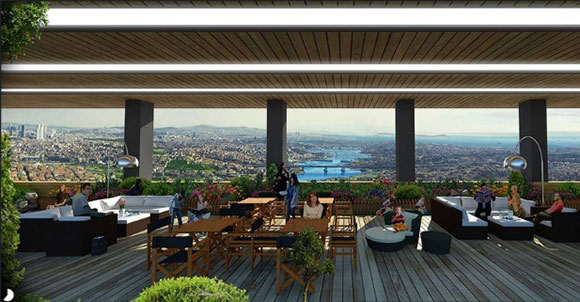 Golden Horn View Properties for Sale  Istanbul