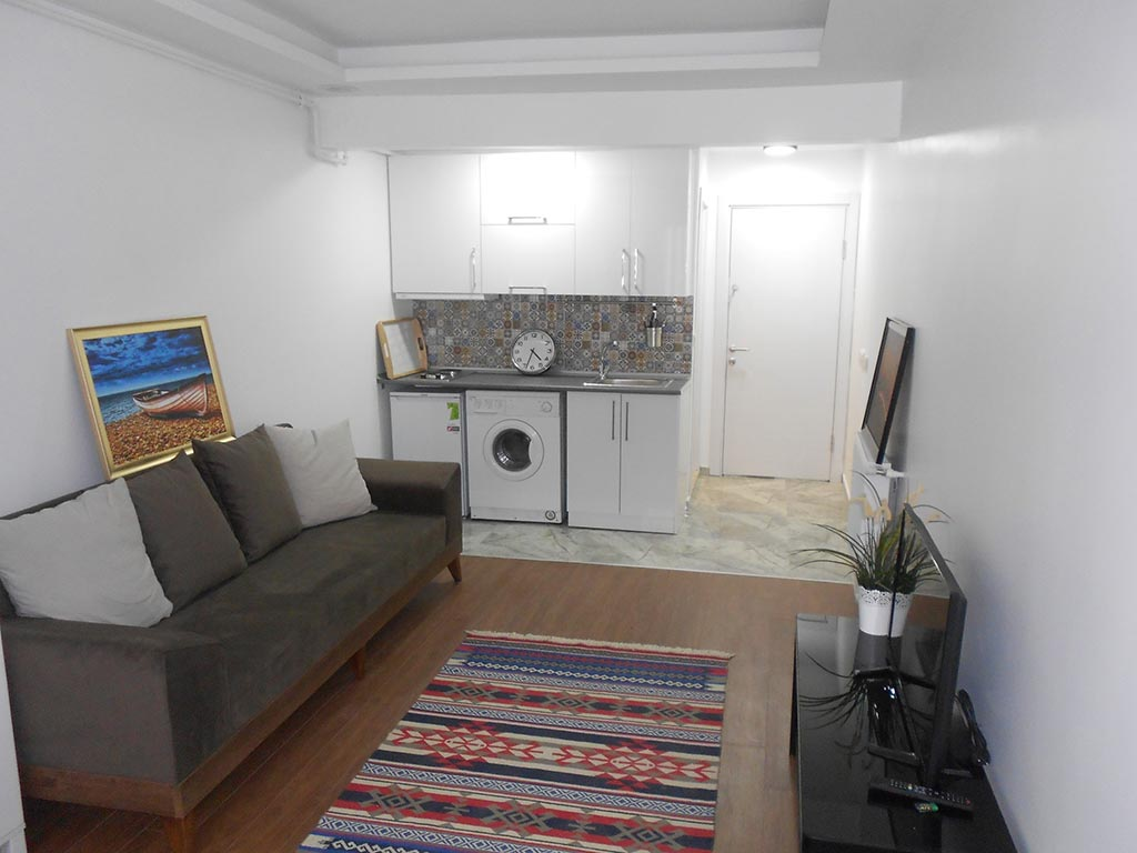 4 Bedroom Apartment for Sale with High Rental Income, Investment Opportunity in Sisli