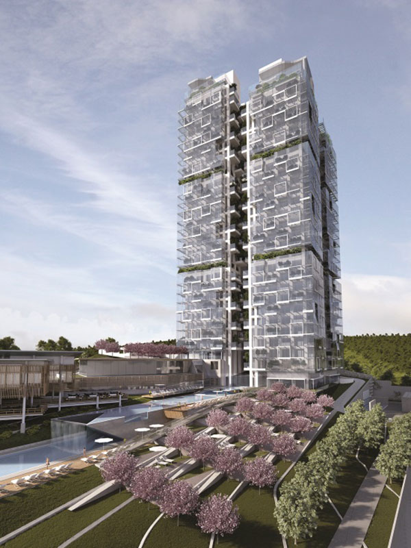 Marmara Sea View Apartments for sale in Istanbul