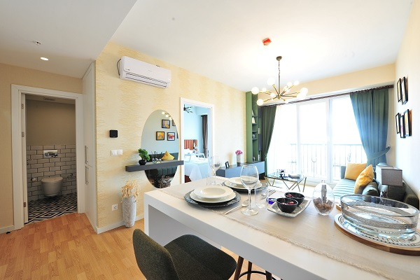 %6 RENTAL YIELD GUARANTEE  APARTMENTS IN ISTANBUL