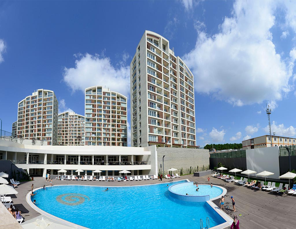 Forest Apartments in Istanbul with 3 Years Rental Guarantee - Turkish Passport Opportunity in the Heart Of the Nature 1
