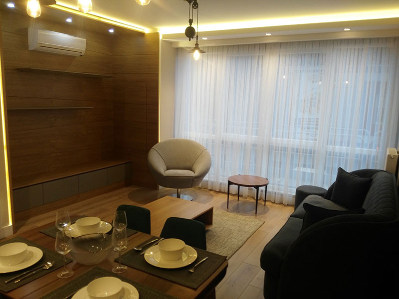 Comfortable Apartments for Sale in Istanbul Bahcesehir 6