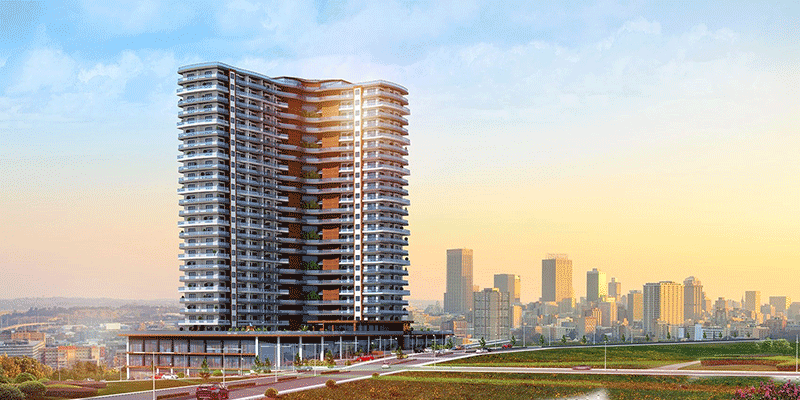 Superb sea view residences in Beylikduzu Istanbul 1