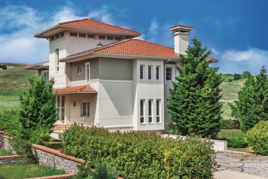 Sea View Villas for Sale in Istanbul Beylikduzu  3