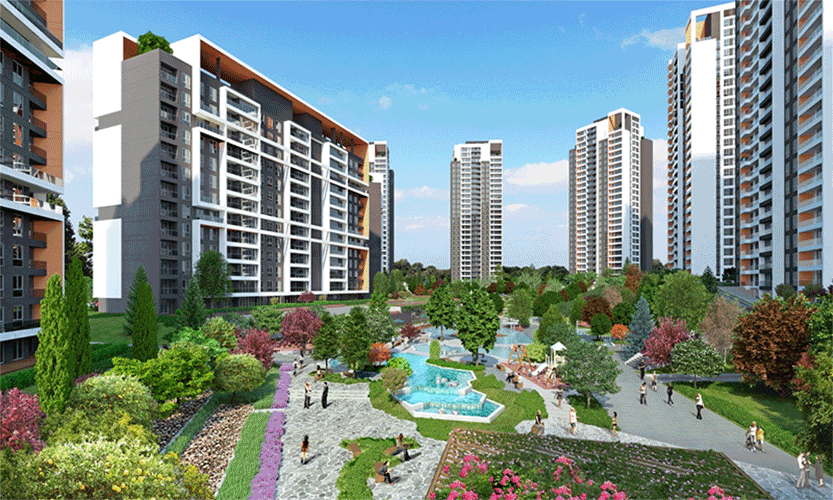 Ready to move in Panoramic Lake View Apartments in Istanbul  3