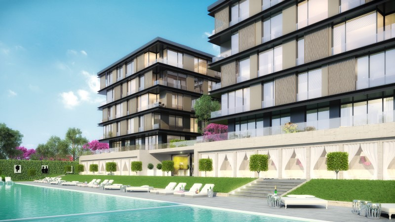 Luxury Sea View Property in Istanbul 2