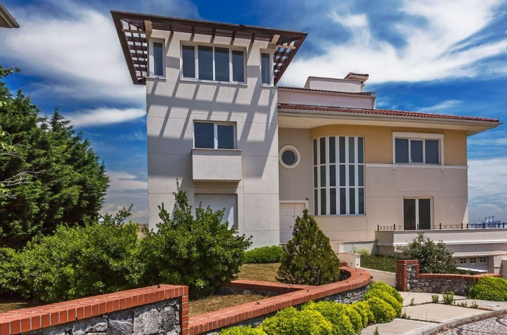 Sea View Villas for Sale in Istanbul Beylikduzu  4