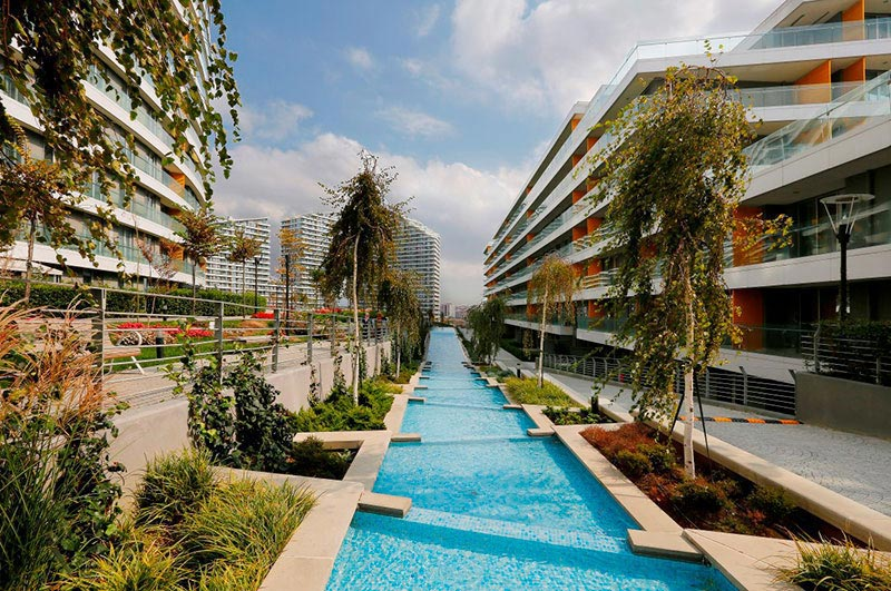 Exquisite Apartments for sale Next to TEM Highway - Istanbul 5