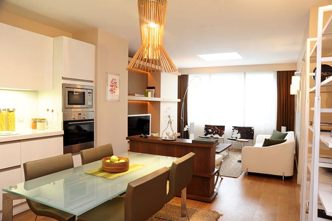 City Center Apartments in Istanbul Turkey 4