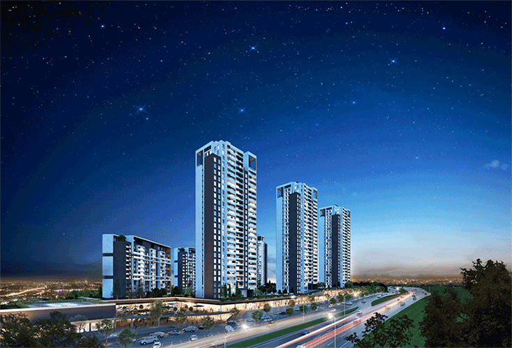 Ready to move in Panoramic Lake View Apartments in Istanbul  1