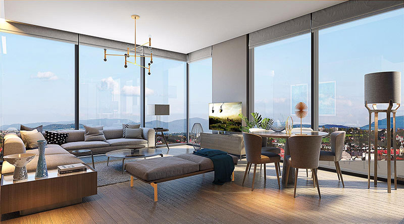 High Rise Residences with Special Price Deals for Citizenship in the most prestigious locations