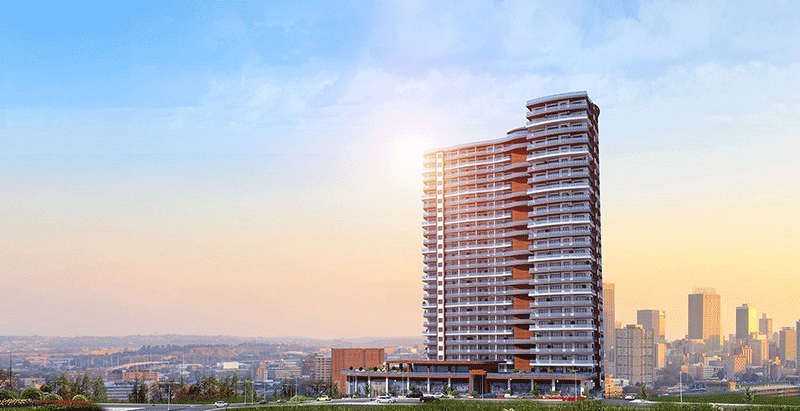Superb sea view residences in Beylikduzu Istanbul 2