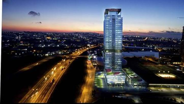 Rental Guarantee Hotel Apartments Investment in Istanbul Bahcesehir - Turkish Passport Available 1