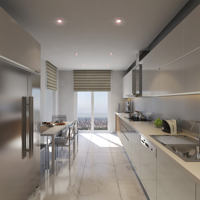 Ready To Move In Government Apartments in Basaksehir 7