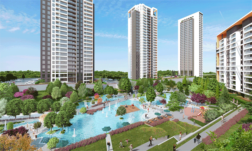 Ready to move in Panoramic Lake View Apartments in Istanbul  5