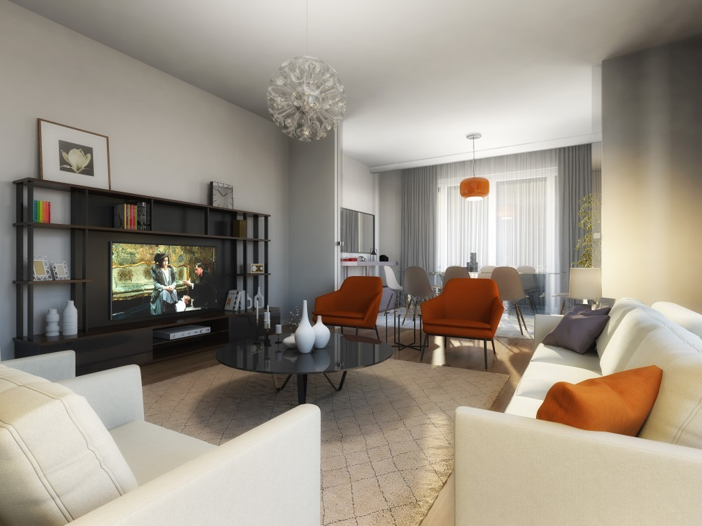 Ready To Move In Government Apartments in Basaksehir 6