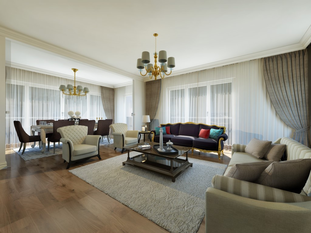Ready To Move In Government Apartments in Basaksehir 8