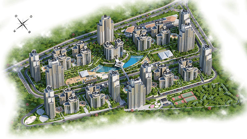 apartments for sale in Ispartakule residences