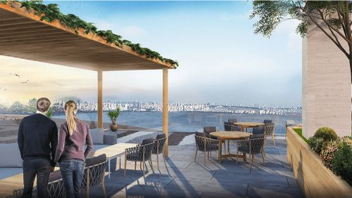 Avcilar Sea View Properties in Istanbul with Great Price and Payment Opportunities 9