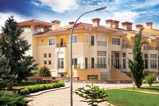 Sea View Villas for Sale in Istanbul Beylikduzu  5