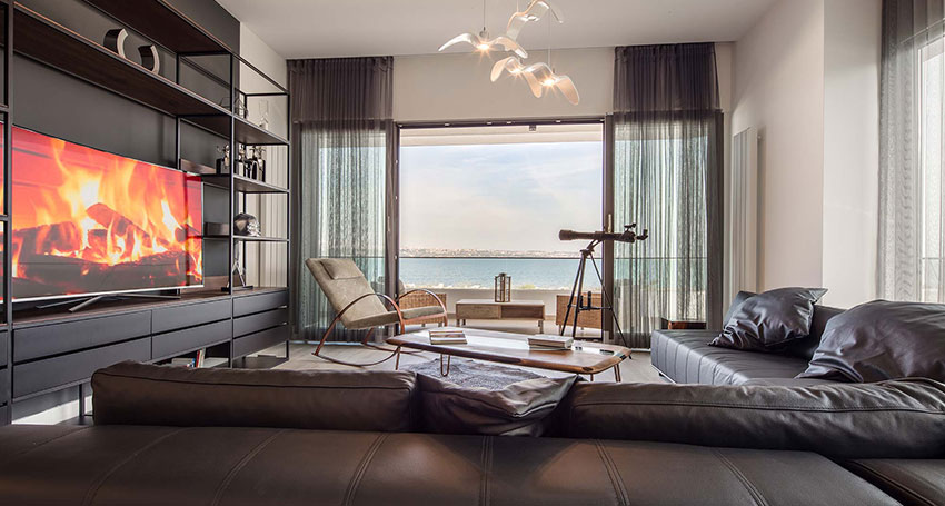 Pre-launch Sea View Luxury Apartments coastline Mimaroba Istanbul 9