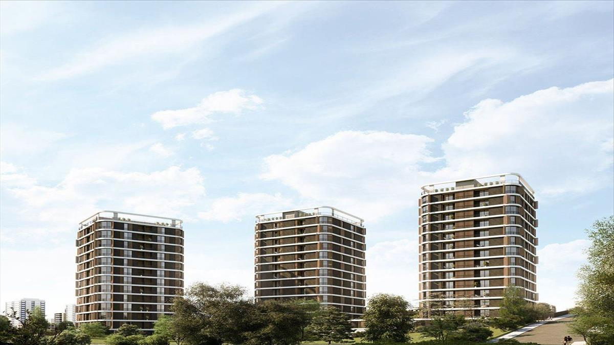 3 Years %6 Rental Yield Guarantee Apartments in Istanbul City Center 5