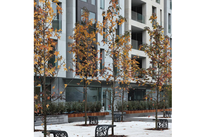 City Center Apartments in Istanbul Turkey 1